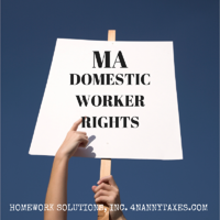 MA DOMESTIC WORKER RIGHTS