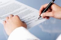 Senior Home Care Work Agreement