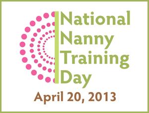 National Nanny Training Day 2013