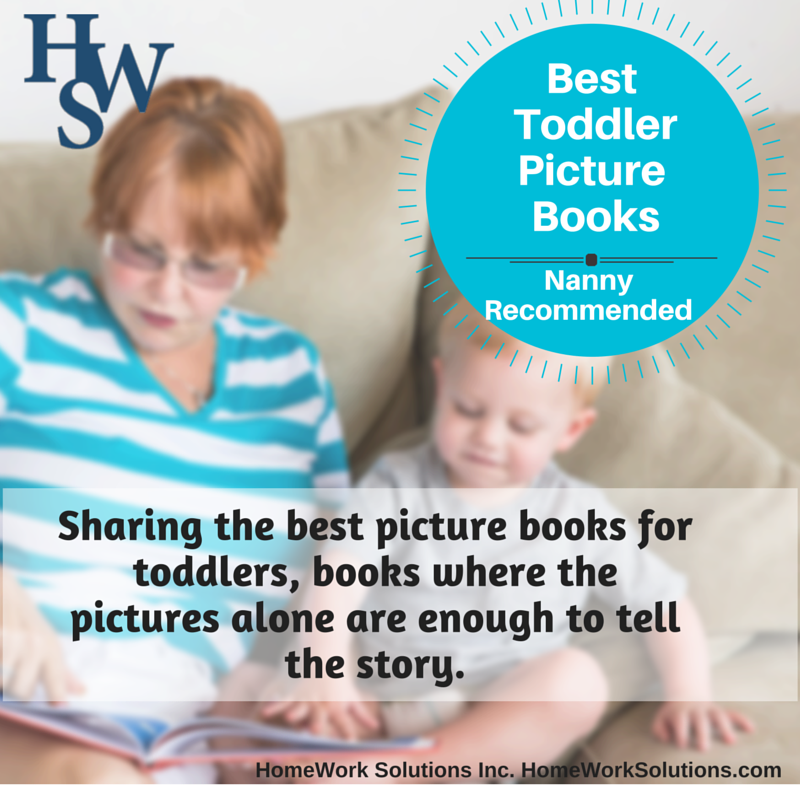 Nanny Recommended Best Picture Books