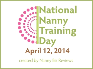 National Nanny Training Day