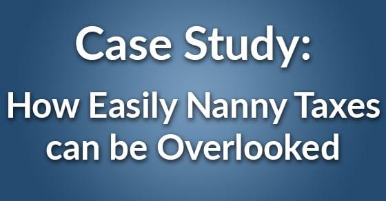 IRS case study