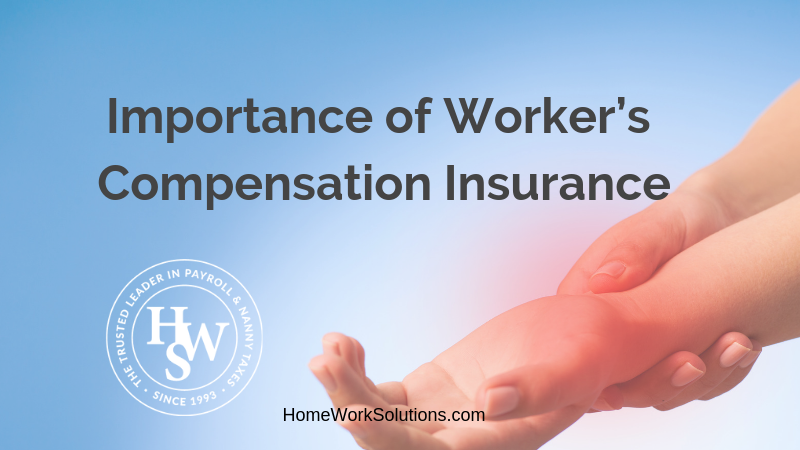 Importance of Worker's Compensation Insurance