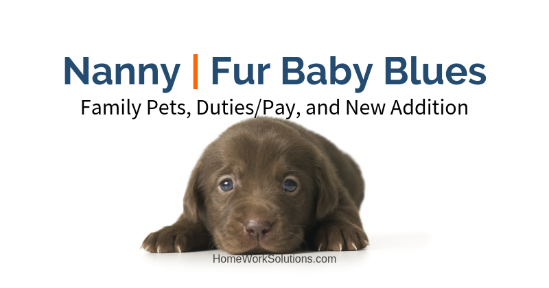 Nanny _ Fur Baby Blues - pet adoption