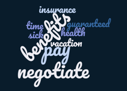 Negotiate Nanny Pay Benefits