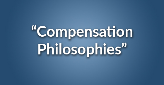 compensation philosophies