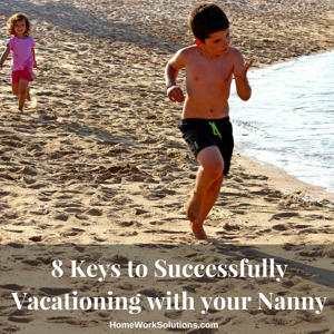 8KeystoSuccessfullyVacationingwith