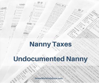 NannyTaxesandtheUndocumentedNanny