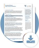 Ohio Household Employment Fact Sheet