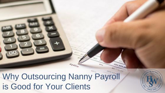 Household Employment Blog   Nanny Tax Information   W-2