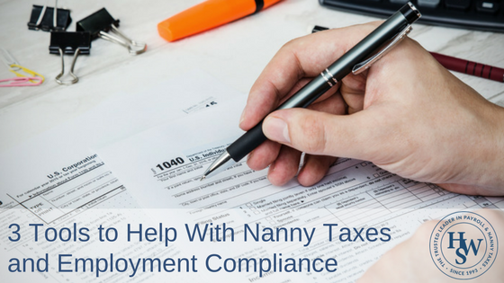 nanny taxes employment compliancepng