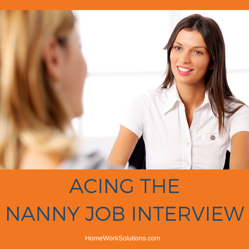 Acing_the__Nanny_Job_Interview