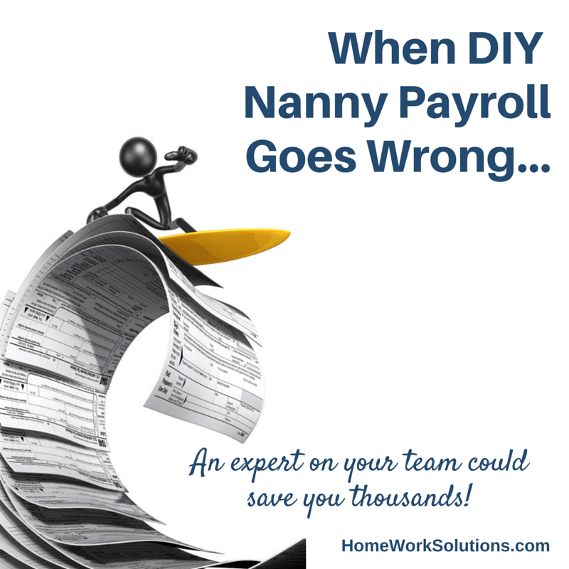 when diy nanny taxes go wrong